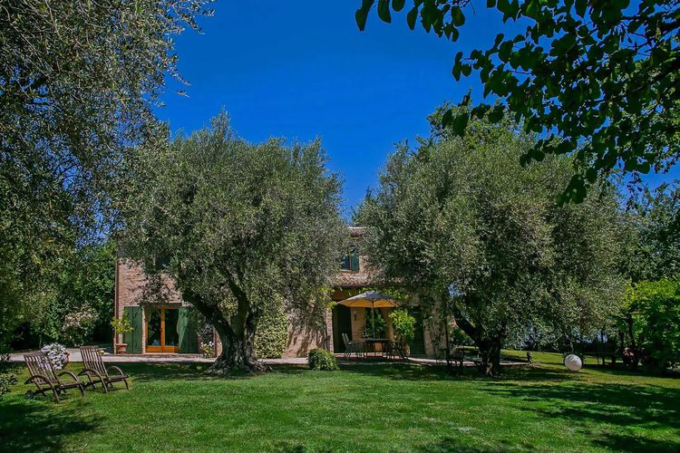 Vakantiehuizen Italie | Marche | Villa te huur in Senigallia met zwembad  met wifi 10 personen