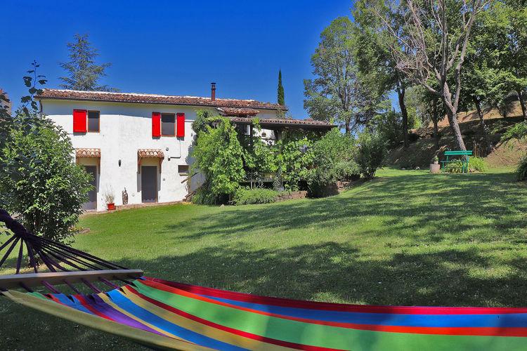 Villa met zwembad met wifi  San Ginesio  Casa Natura