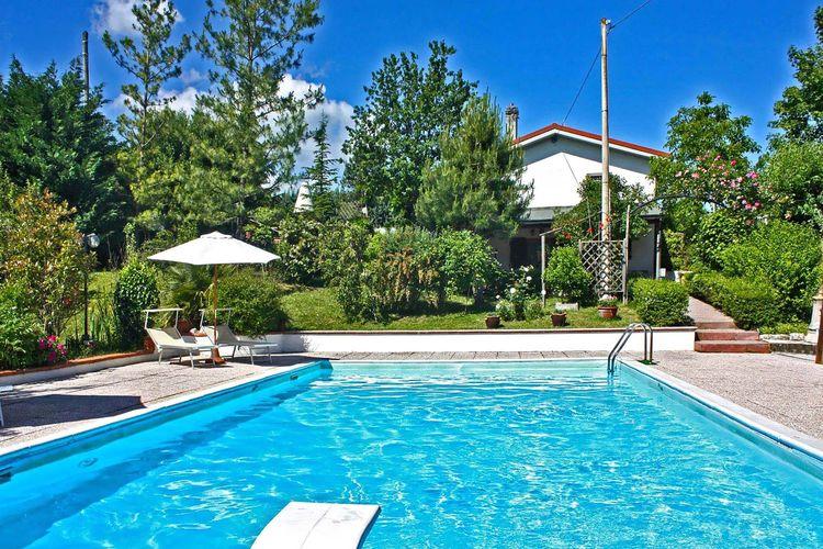 Italie | Emilia-romagna | Villa te huur in SantAgata-Feltria met zwembad   6 personen