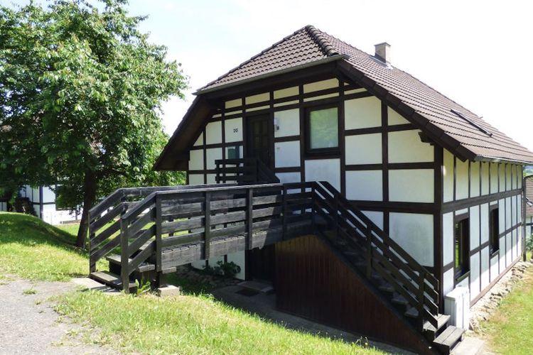 Appartement  met wifi  Frankenau  Kellerwaldblick