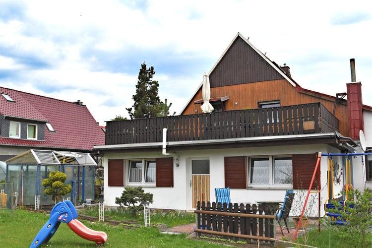 Appartement Duitsland, Saksen, Lichtenhain Appartement DE-01855-18