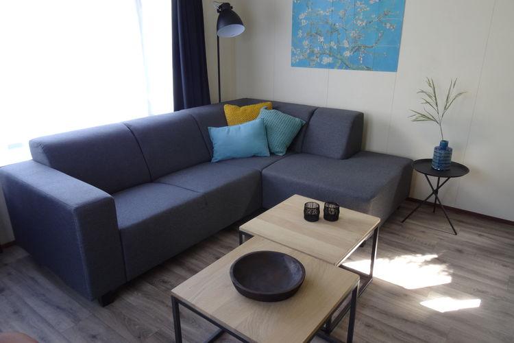Vakantiehuizen Nederland | Noord-Brabant | Chalet te huur in Udenhout met zwembad  met wifi 6 personen