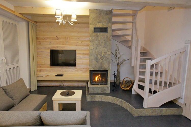 Polen Chalets te huur Luxe appartement met uitzicht op de bergen. Dichtbij het centrum en het SKI