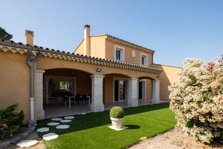 Vakantiewoning huren in Sainte-Maxime - met zwembad  met wifi met zwembad voor 10 personen  Alles is tip top aan deze villa ! ..