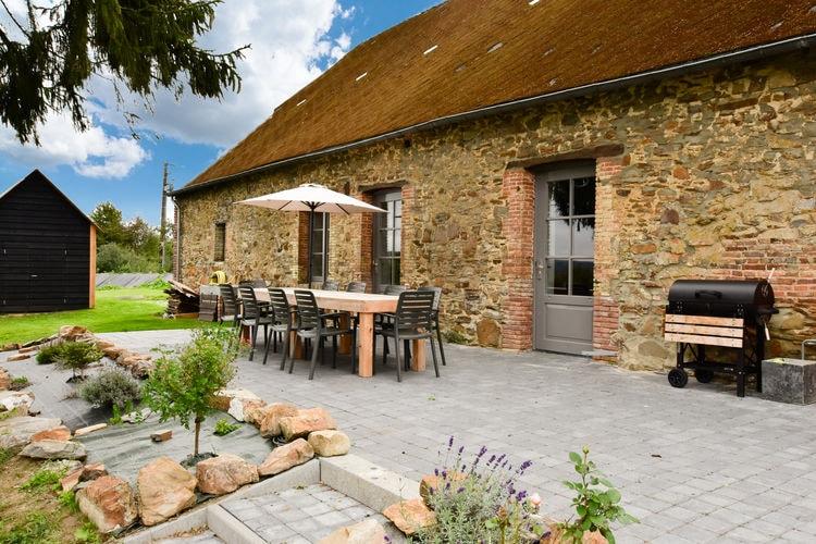 Vakantiehuizen Frankrijk | Champagne-ardenne | Vakantiehuis te huur in La-Neuville-aux-Joutes   met wifi 12 personen