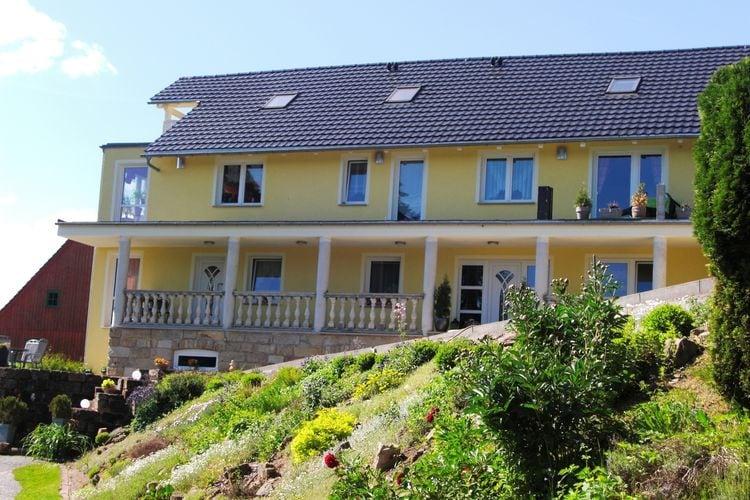 Appartement Duitsland, Saksen, Lichtenhain Appartement DE-01855-21