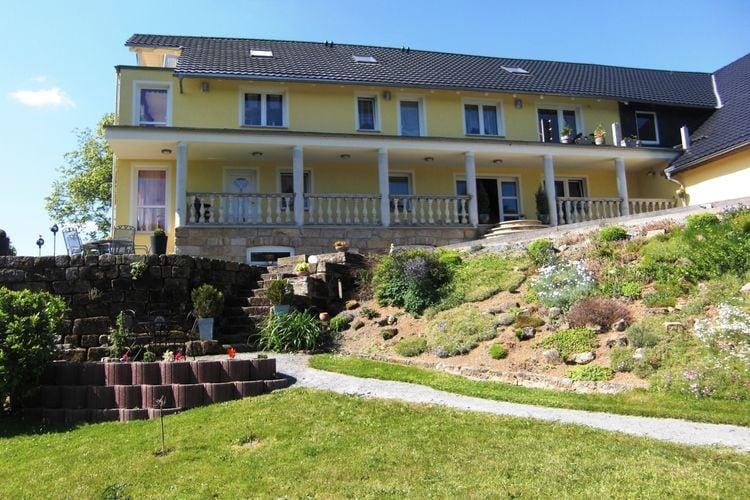 Duitsland   Saksen   Appartement te huur in Lichtenhain   met wifi 4 personen