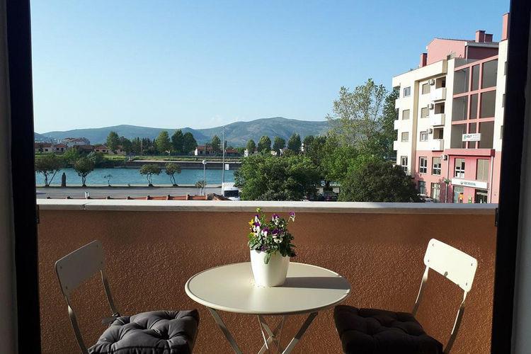 Appartement Kroatië, Dalmatie, Metković Appartement HR-00011-52