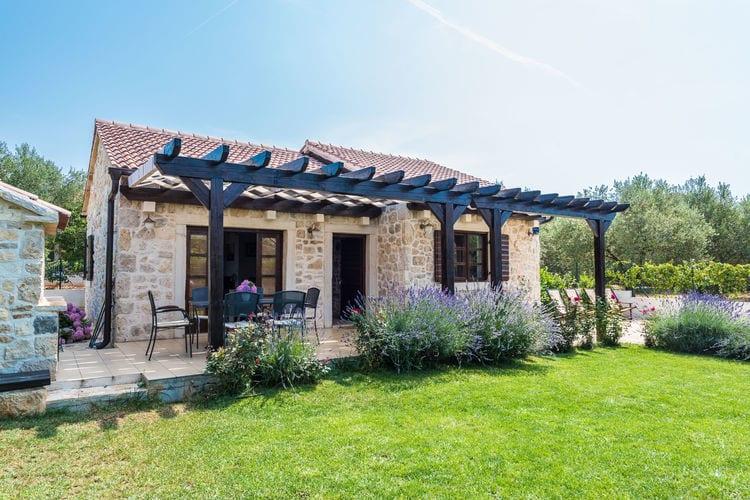 Vakantiewoning Kroatië, Dalmatie, Sukosan vakantiewoning HR-23206-11