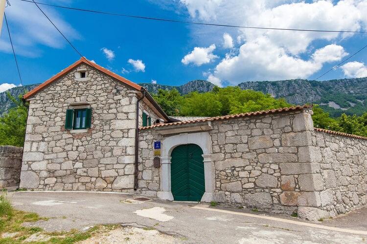 Vakantiehuizen Kroatie | Kvarner | Vakantiehuis te huur in Grizane met zwembad  met wifi 6 personen