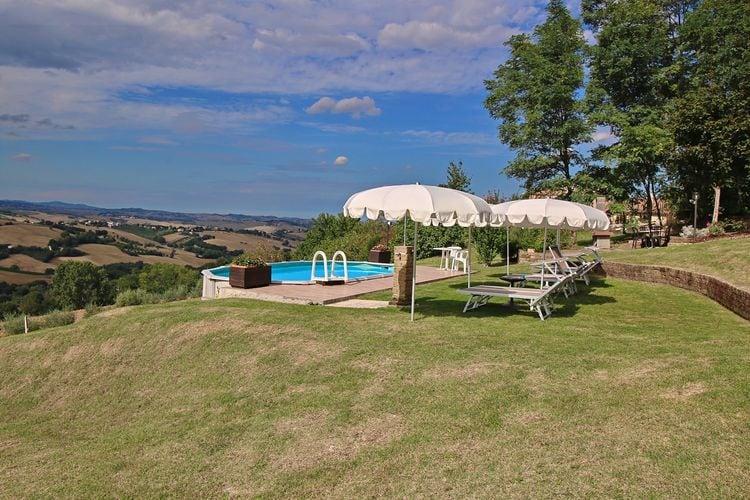 Villa Italië, Marche, Arcevia Villa IT-60011-19