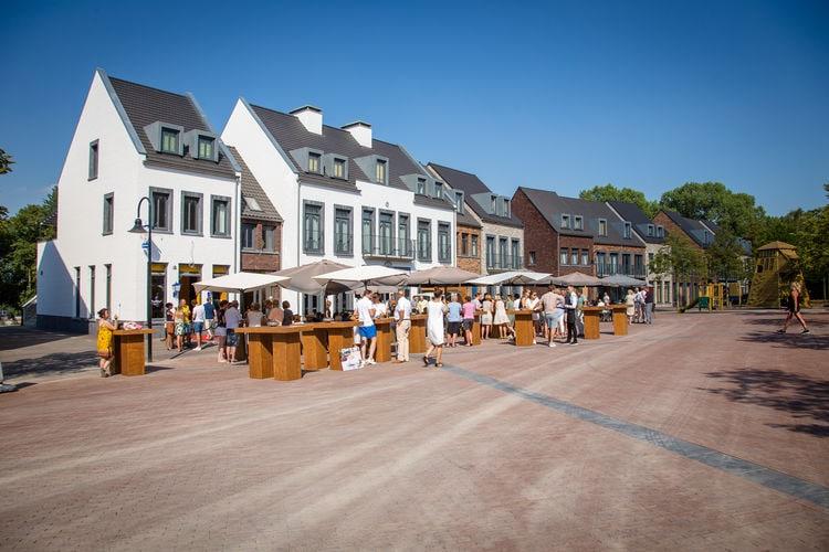 Appartement  met wifi  MaastrichtResort Maastricht 8