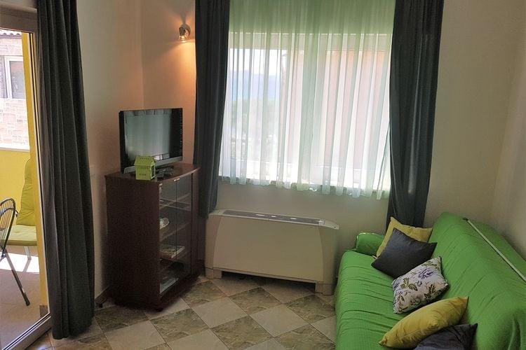 Appartement Kroatië, Dalmatie, Petrčane Appartement HR-23231-17