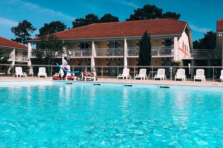 Appartement met zwembad met wifi  Cote AtlantiqueRésidence Les Alcyons 3
