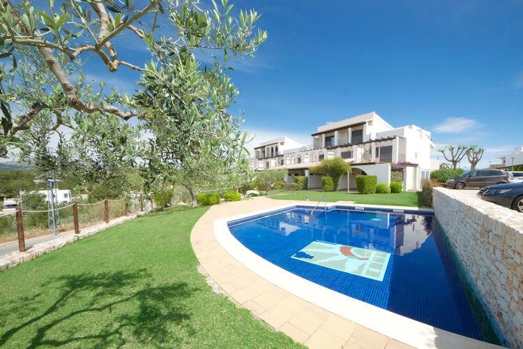 Vakantiehuis met zwembad met wifi  LampollaCasa E