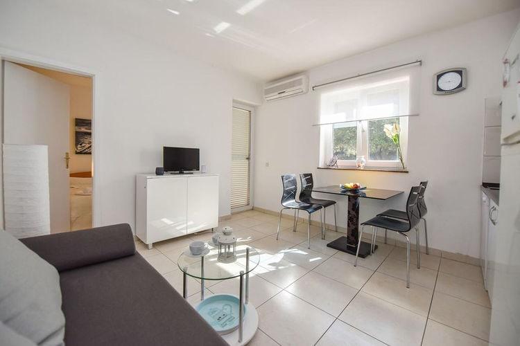 Appartement Kroatië, Dalmatie, Novalja Appartement HR-53291-06