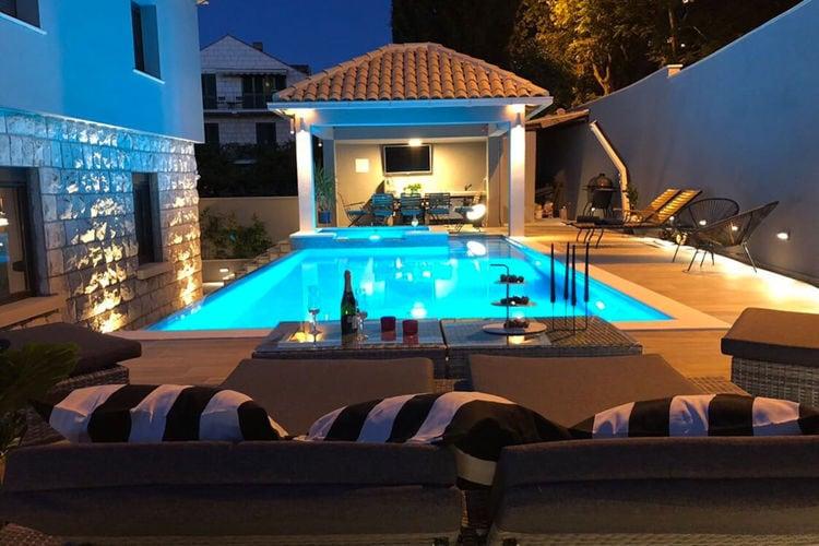 Vakantiewoning Kroatië, Dalmatie, Dubrovnik Villa HR-00011-64