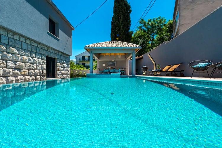 Kroatie | Dalmatie | Villa te huur in Dubrovnik met zwembad  met wifi 10 personen