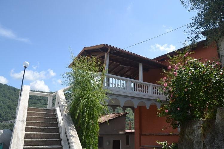 Vakantiehuizen Italie | Lig | Vakantiehuis te huur in Testico-SV   met wifi 4 personen