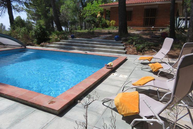 Vakantiehuizen Costa de Barcelona te huur Font-rubí- ES-00014-39 met zwembad  met wifi te huur