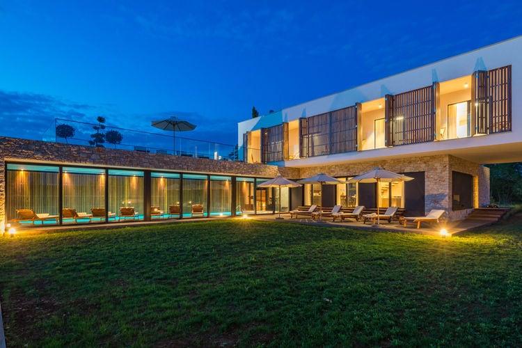 Kroatie | Istrie | Villa te huur in Baderna-Porec met zwembad  met wifi 8 personen