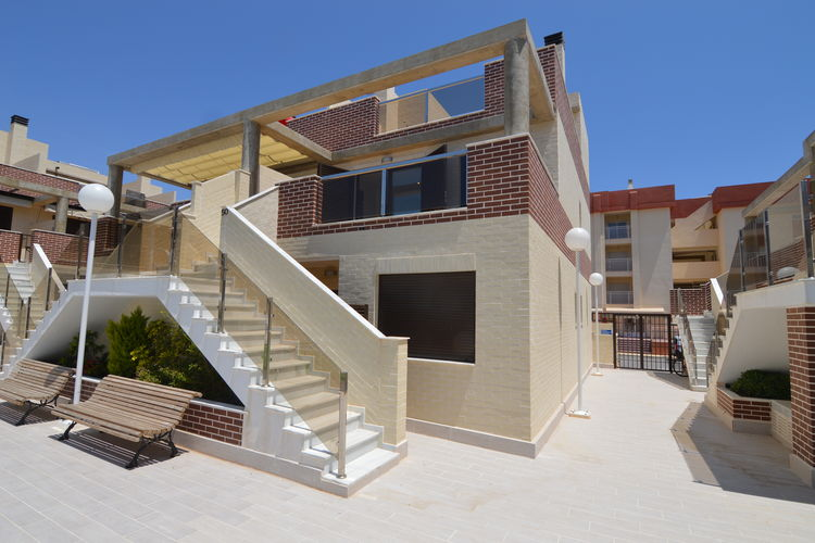 Appartement met zwembad met wifi  Orihuela-CostaCasa Cabo