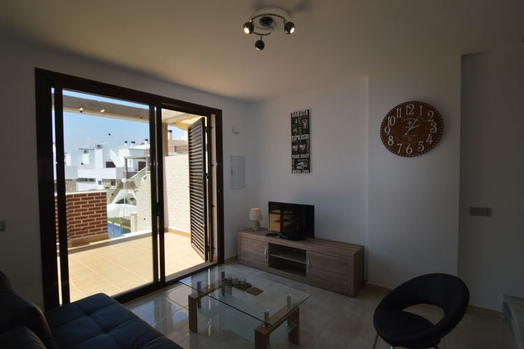 Appartement Spanje, Costa Blanca, Orihuela Costa Appartement ES-03189-91