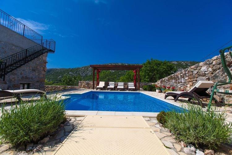 Villa Kroatië, Kvarner, Bribir Villa HR-00011-68