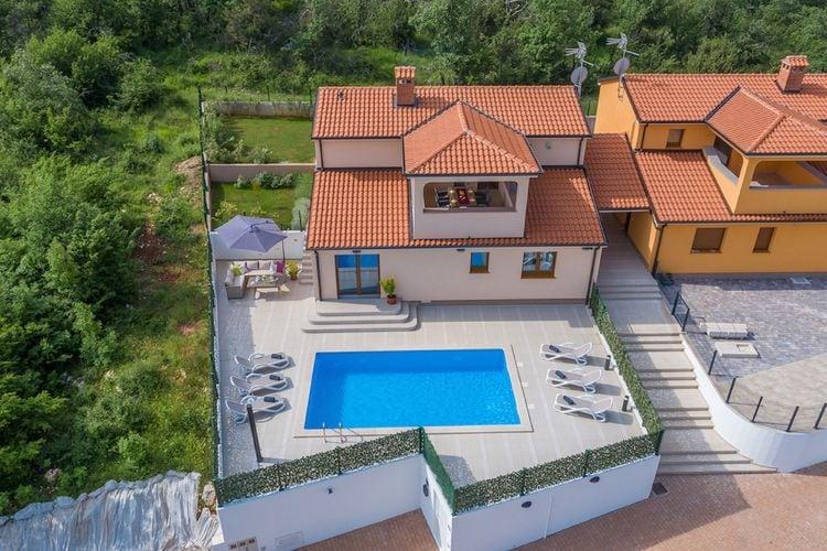 vakantiehuis Kroatië, Istrie, Porec vakantiehuis HR-00011-70