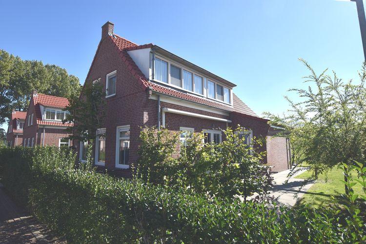 Nederland | Zeeland | Vakantiehuis te huur in Breskens   met wifi 8 personen