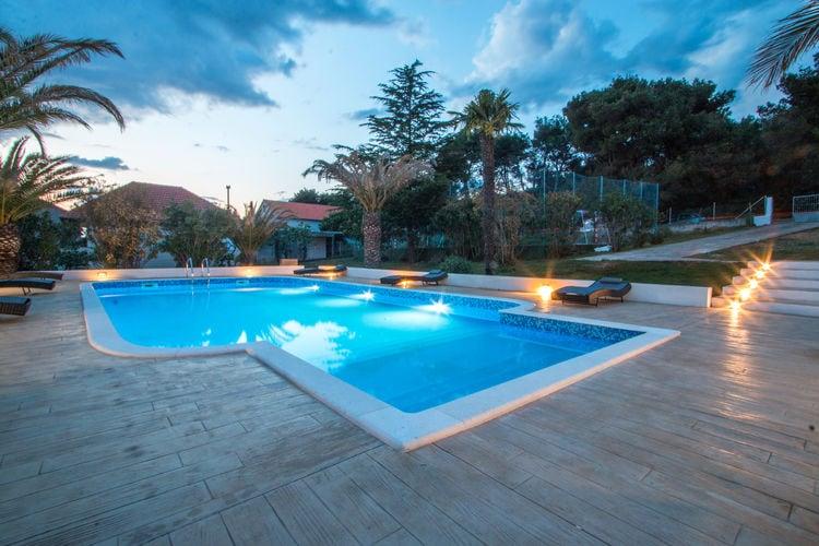 vakantiehuis Kroatië, Dalmatie, Bibinje vakantiehuis HR-23205-07