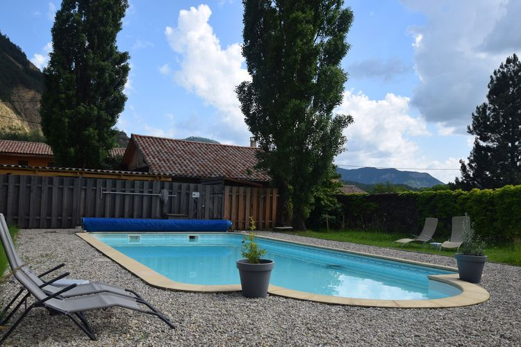 Vakantiewoning Frankrijk, , Châtillon-en-Diois Drôme vakantiewoning FR-00026-51