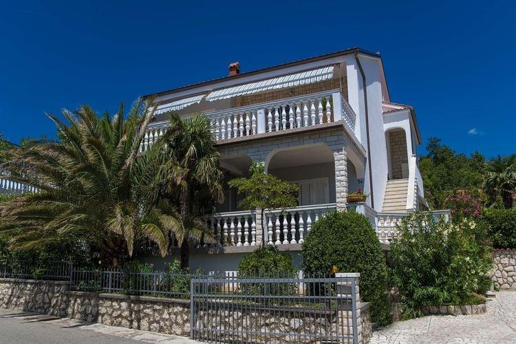 Vakantiehuizen Kroatie | Kvarner | Vakantiehuis te huur in Crikvenica met zwembad  met wifi 8 personen