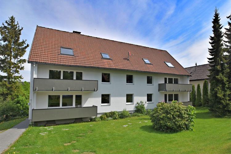 Duitsland | Berlijn | Appartement te huur in Braunlage   met wifi 6 personen