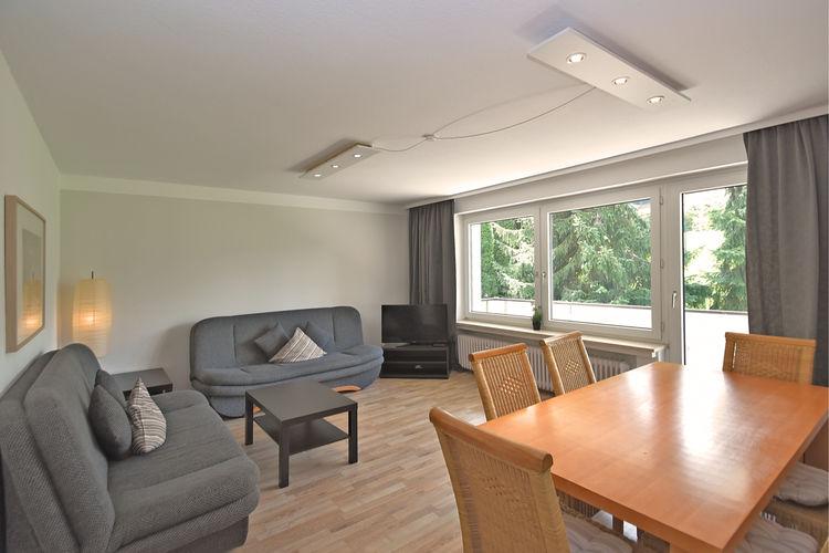 Appartement Duitsland, Berlijn, Braunlage Appartement DE-38700-22