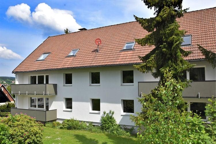 Duitsland | Berlijn | Appartement te huur in Braunlage   met wifi 8 personen