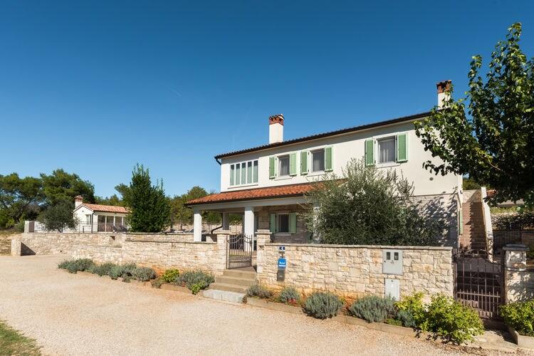 Villa Kroatië, Istrie, Trget Villa HR-52224-06