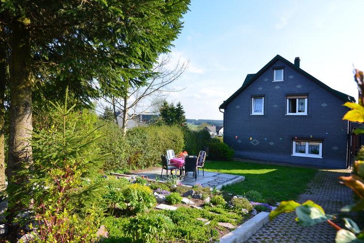 Vakantiehuizen Duitsland | Thuringen | Appartement te huur in Neustadt-am-Rennsteig    4 personen