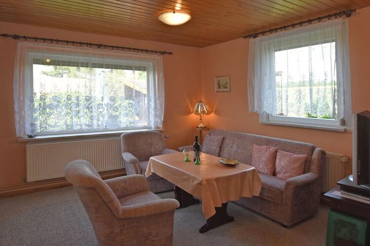 vakantiehuis Duitsland, Thuringen, Großbreitenbach vakantiehuis DE-98701-33