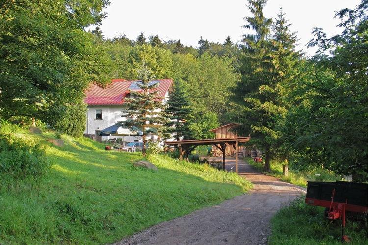 Vakantiehuizen Duitsland | Thuringen | Appartement te huur in Kurort-Brotterod   met wifi 4 personen