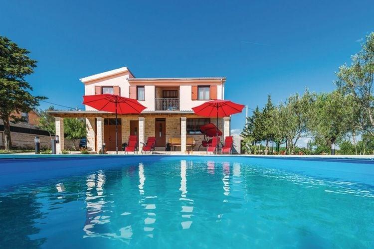 vakantiehuis Kroatië, Dalmatie, Lisicic vakantiehuis HR-21420-03