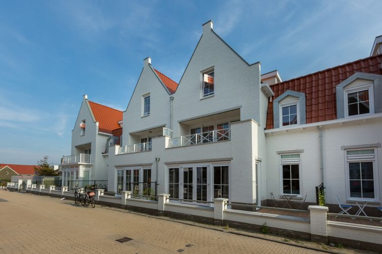 Koudekerke Appartementen te huur Luxe appartement voor 6 personen met SAUNA de voet van de duinen