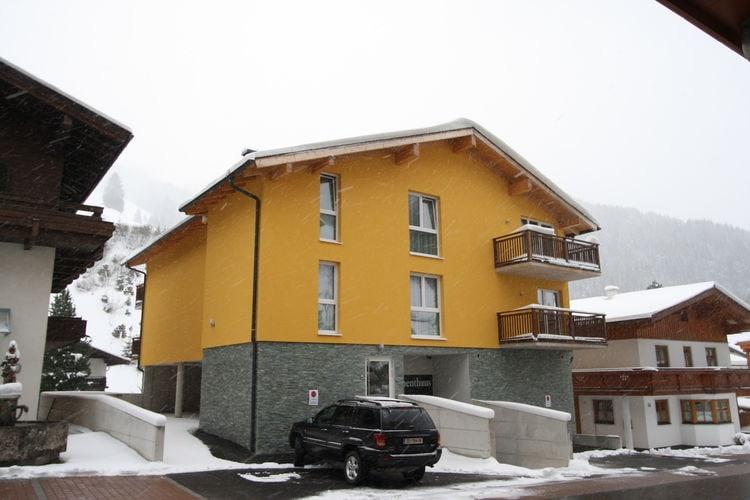 Vakantiehuizen Oostenrijk | Salzburg | Appartement te huur in Dienten   met wifi 12 personen