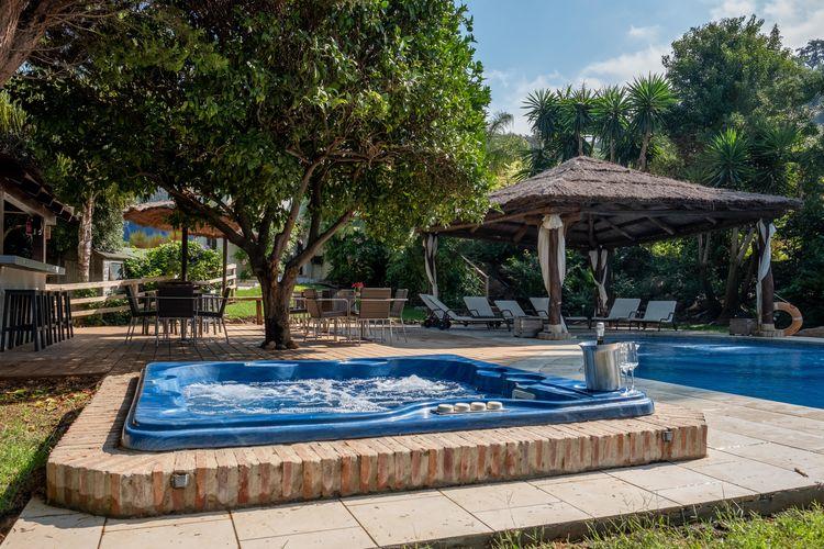Villa Spanje, Costa del Sol, Casares Villa ES-29690-16