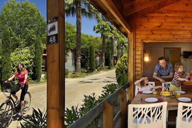 Chalet huren in Costa Dorada - met zwembad  met wifi met zwembad voor 5 personen  Op Tamarit Park Resort heeft u de ..