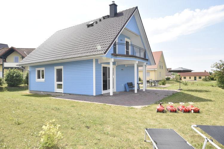 Duitsland | Ostsee | Vakantiehuis te huur in Boiensdorf   met wifi 8 personen