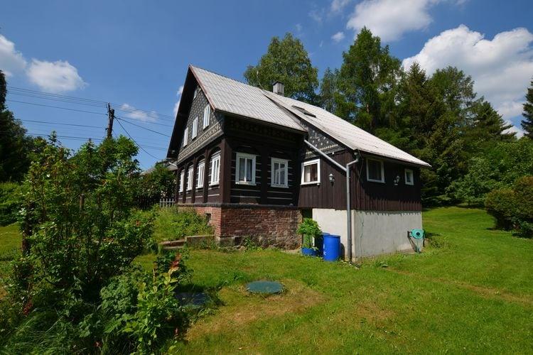 vakantiehuis Tsjechië, Reuzengebergte - Jzergebergte, Staré Křečany vakantiehuis CZ-40761-01