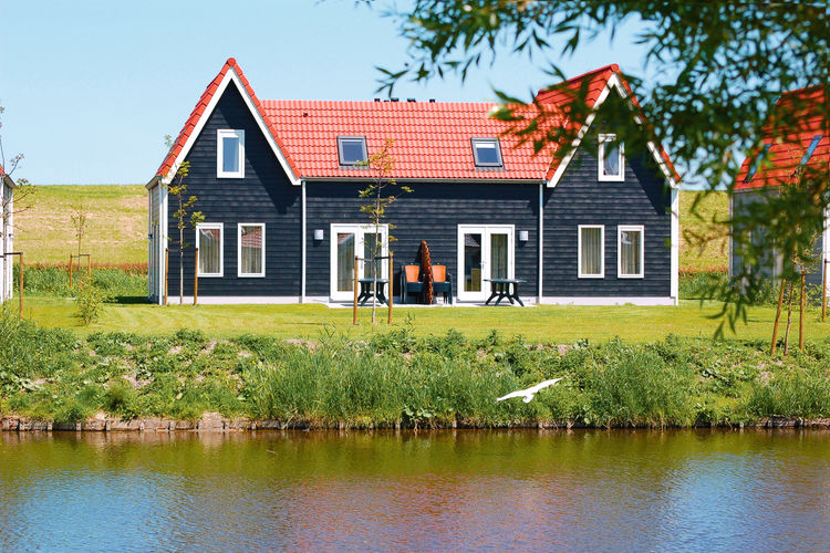 Woning Nederland | Zeeland | Vakantiehuis te huur in Bruinisse met zwembad  met wifi 20 personen