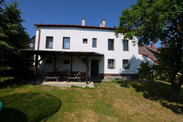 vakantiehuis Tsjechië, Reuzengebergte - Jzergebergte, Jiretín pod Jedlovou vakantiehuis CZ-40756-02