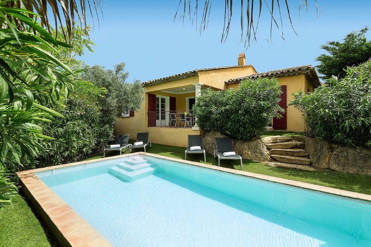 Vakantiehuizen Frankrijk | Provence-alpes-cote-d-azur | Villa te huur in Sainte-Maxime met zwembad   8 personen